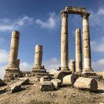 Herkulův chrám, Citadela Amman